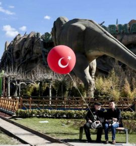 Massive New Theme Park in Turkey